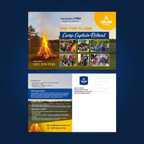 Postcard For Camp Captain Retreat 2021