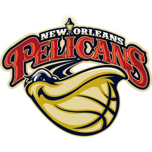 New Orleans Pelicans Logo Concept