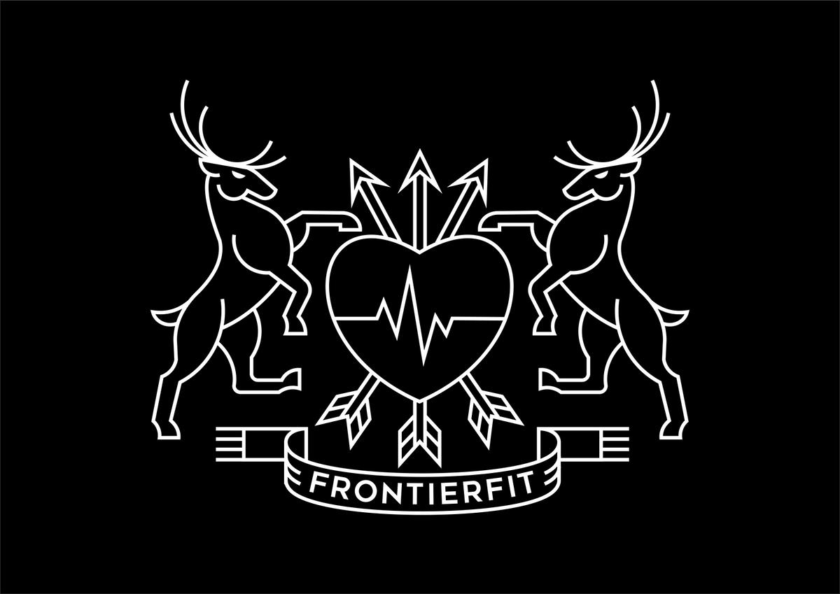 """Frontier Fortitude"" Logo Design"
