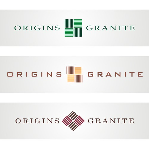 Origins Granite needs a new logo