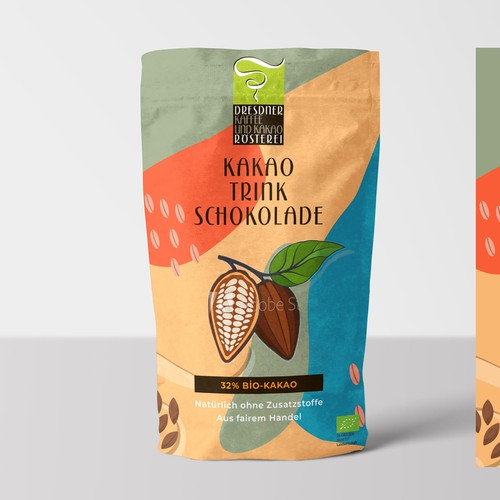 Colorful packaging designg