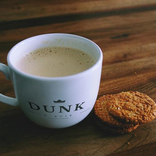 Dunk A Rusk