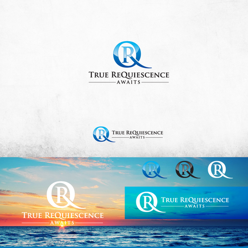 Create a sophisticated high impact logo for innovative luxury wellness retreats