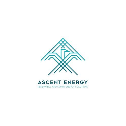 Ascent Energy dynamic Logo