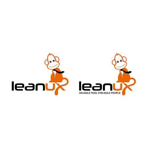 Leanux - Logo Concept