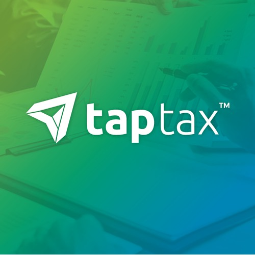 Logo Design for Tap Tax.