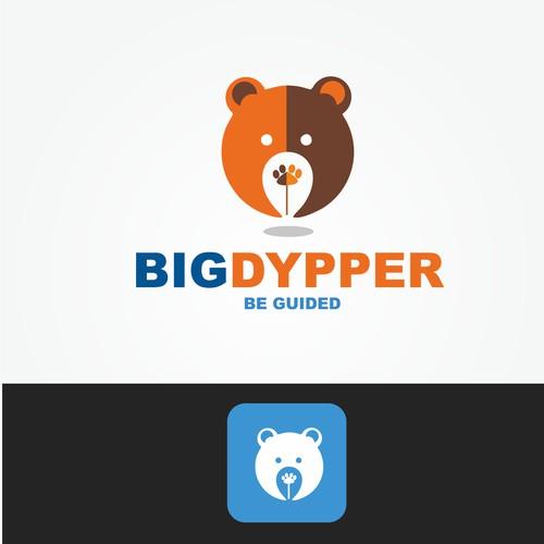 PIN MAP Bear