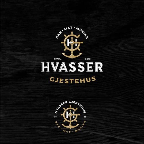 logo for HVASSER GJESTEHUS