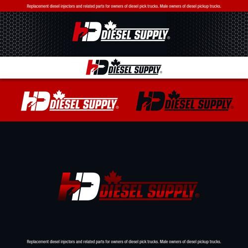 hd diesel supply logo