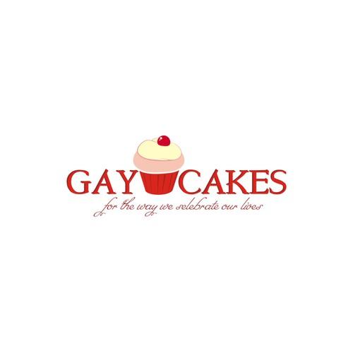 logo for Gaycakes.com.au