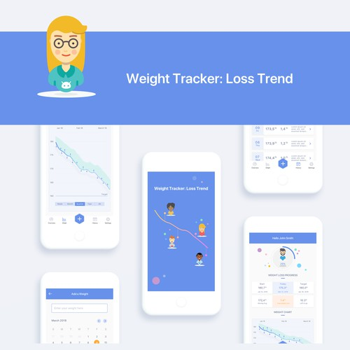 Weight Loss App