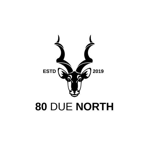 80 DUE NORTH