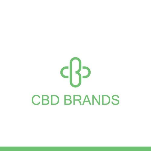 Logo for CBD Brand