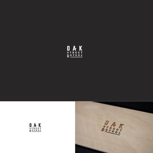 Logo concept for furniture maker