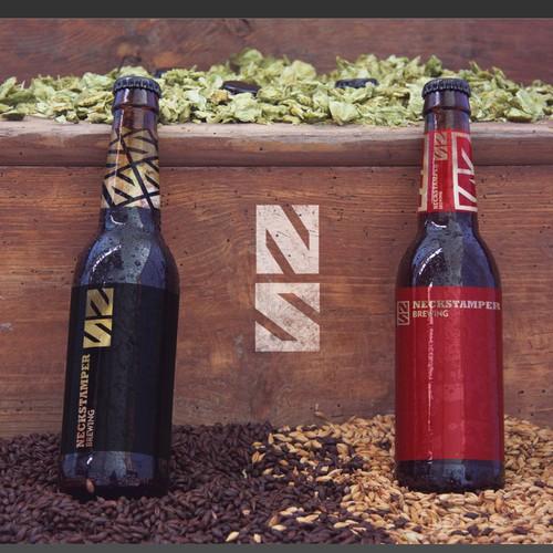 Neckstamper Brewery, London