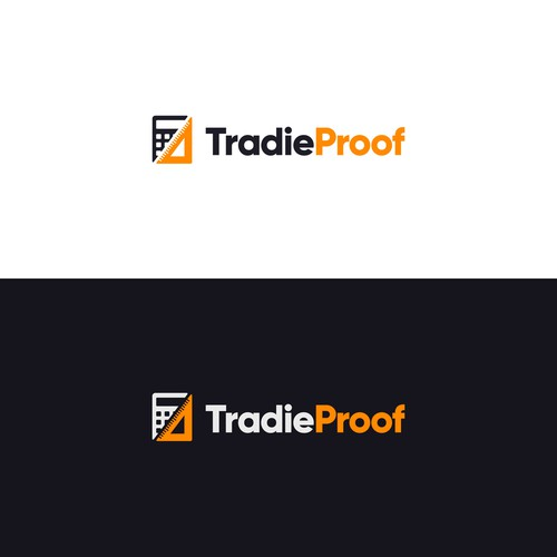 TradieProof Logo Design