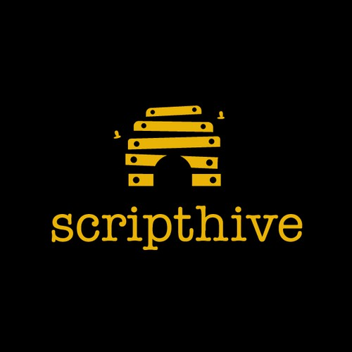 Logo for a screenplay database