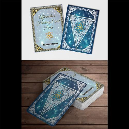 design for a card deck