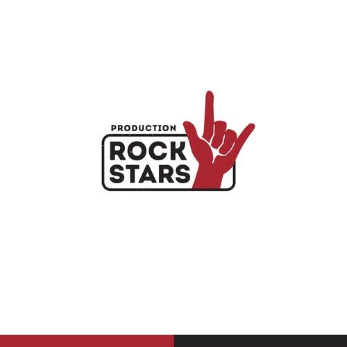 Rockin logo for a Rockin Media company