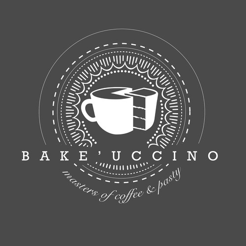 Classic logo for Bakery/Cafe