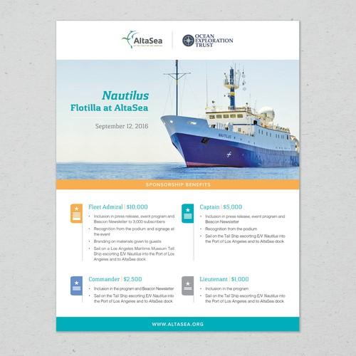 Nautilus Flotilla at AltaSea