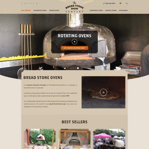 Bread Stone Ovens, LLC