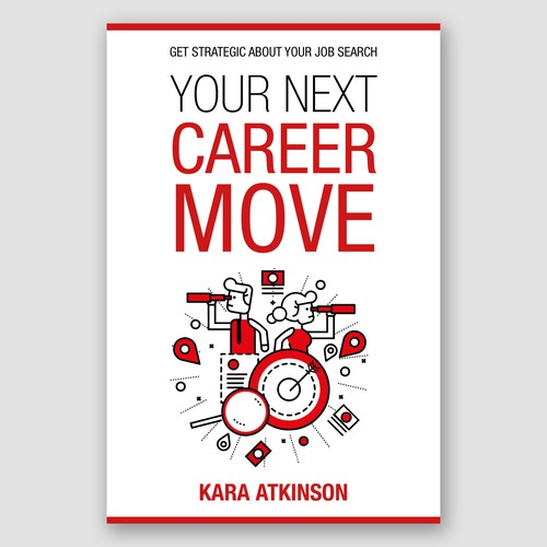 Book cover for a professional career guidance book