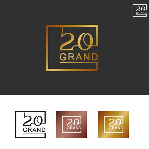 Logo design for an architectural firm.