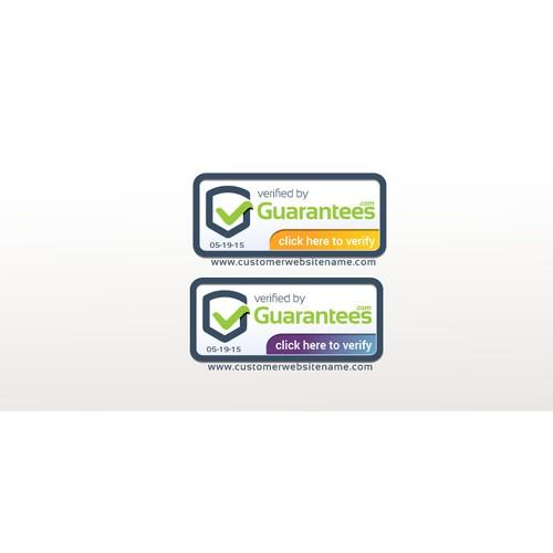 Simple Logo Concept for Guarantees.com