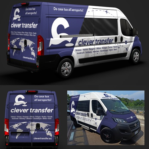 Wraqp design for CleverTransfer