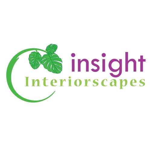 Tropical Leaf Design for indoor Landscape Company