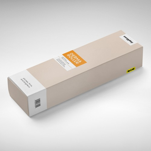 Packaging concept for skin rejuvenating product