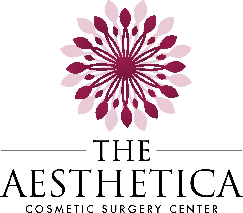 """Sophisticated logo for a pioneering chain of cosmetic surgery centre - """"The Aesthetica"""""""