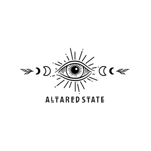 Logo for 'Altared State'