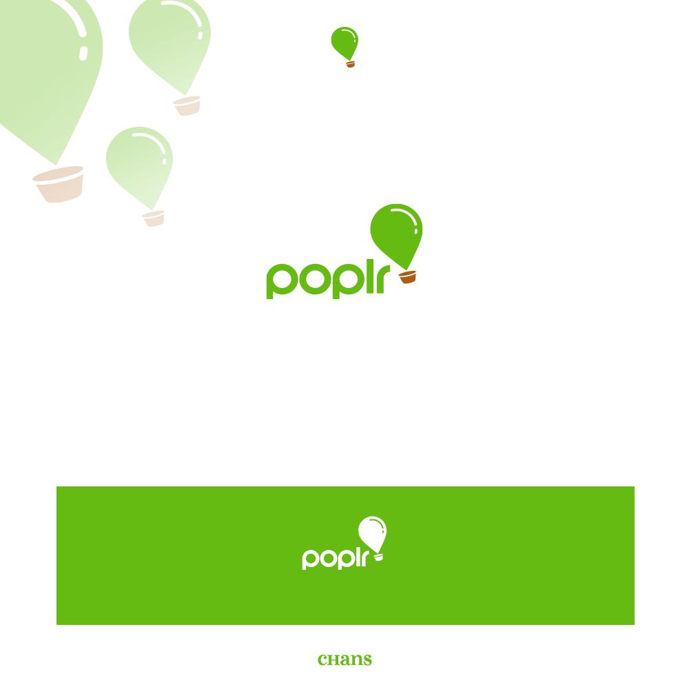 Help poplr with a new logo
