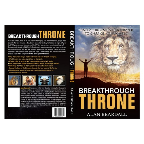 BREAKTHROUGH THRONE
