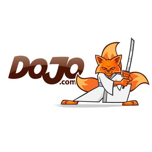 Design fun, stylish logo and mascot for upcoming game portal Dojo.com