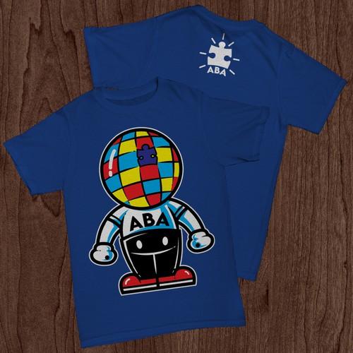 ABA Shirt Design