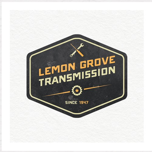 Lemon Grove Transmission Logo