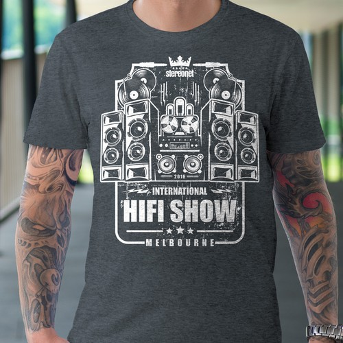 intrenational hifi show 2016