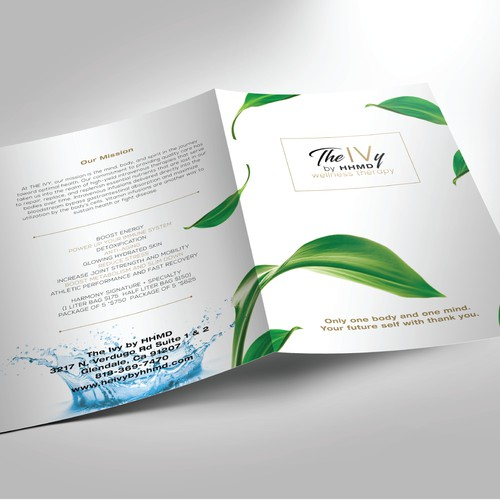 Brochure & Business Cards for Medical CO