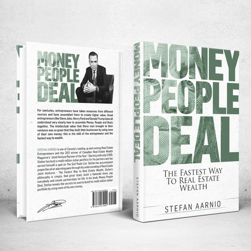 Book cover for Money People Deal