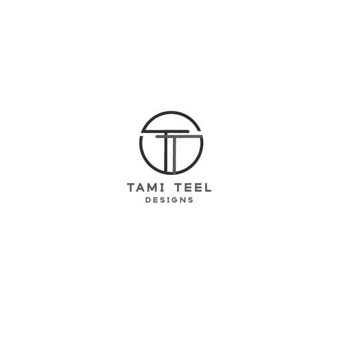 Logo for Tami Teel Design