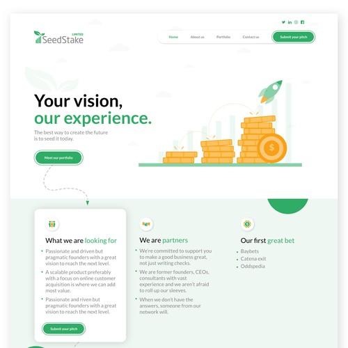 Corporate Homepage