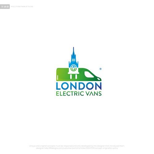 LONDON ELECTRIC VANS