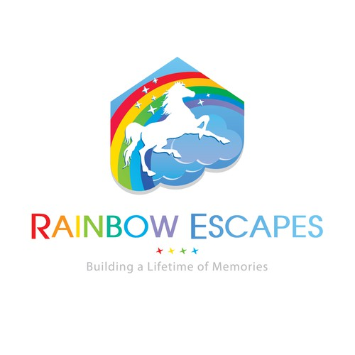 Rainbow Playhouses Logo