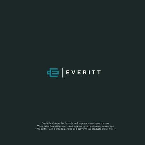A logo proposal for a payment solutions company