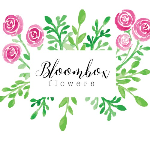 Logo for Bloombox Flower Company
