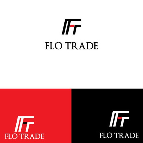 Logo concept for flo tfade