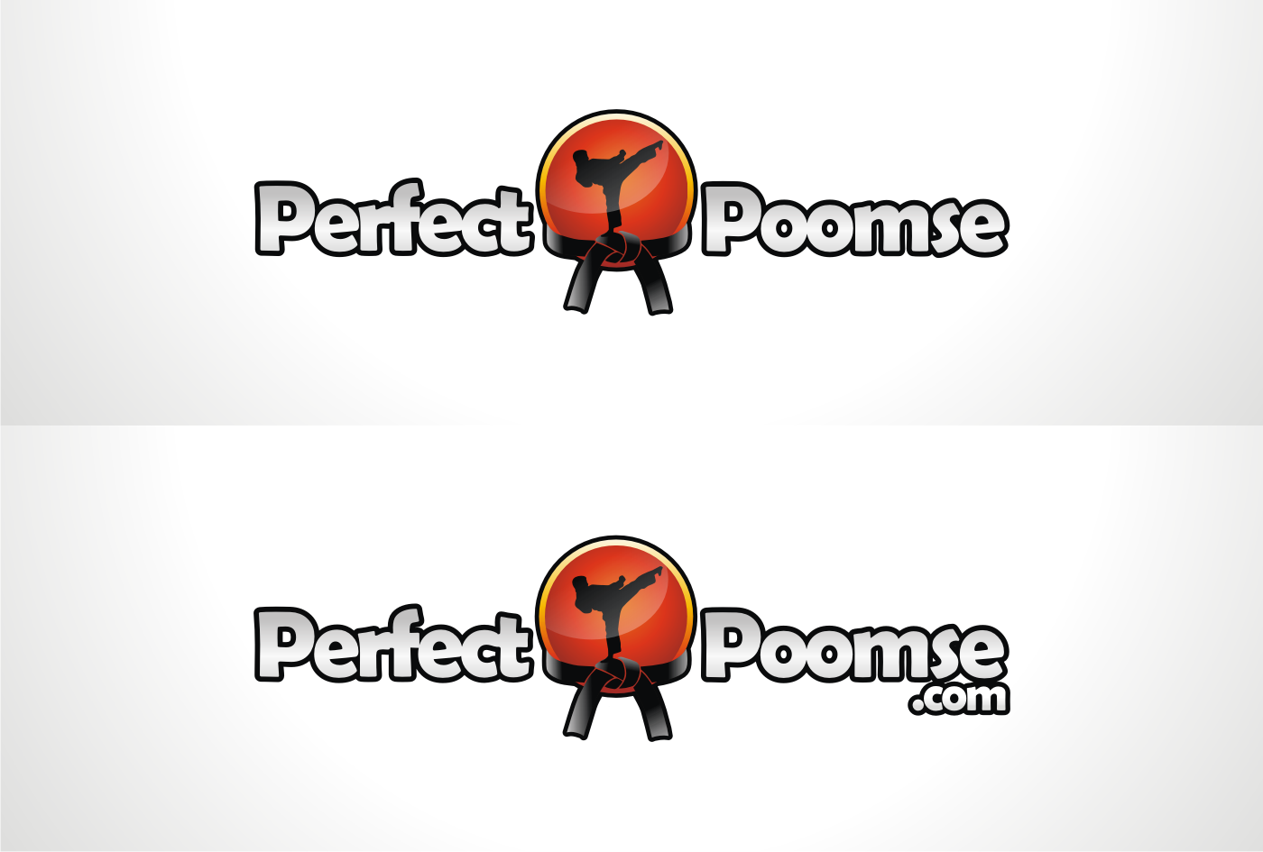 Create the next logo for Perfect Poomse.com